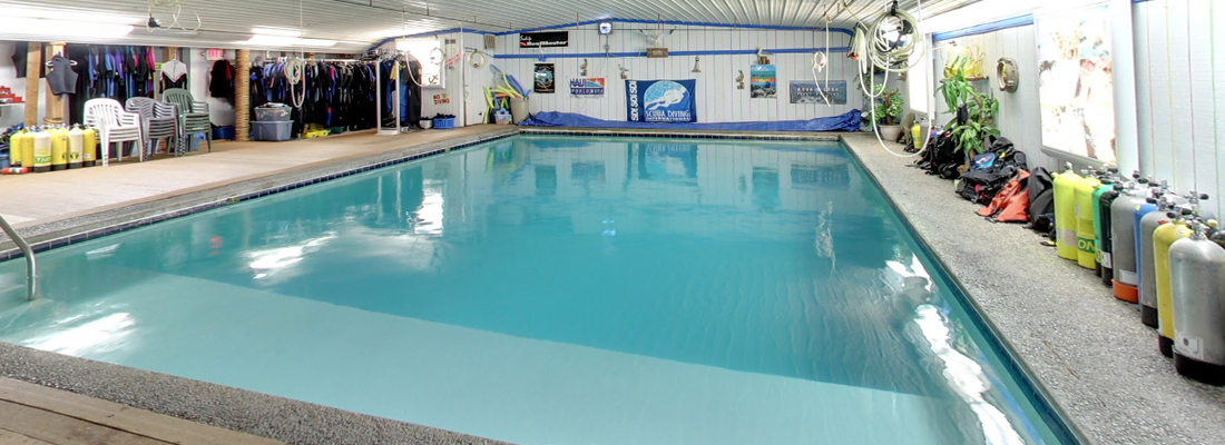 ONSITE INDOOR TRAINING POOL