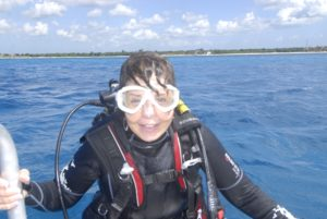 Scuba Diving in Cozumel, Mexico