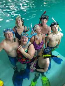 Scuba Lessons for the Young and Old