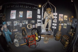 Antique Scuba Equipment